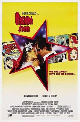 Brenda Starr - 27 x 40 Movie Poster - Style C