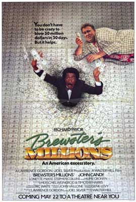 Brewster's Millions - 27 x 40 Movie Poster - Style A