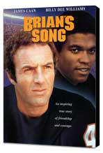 Brian's Song - 27 x 40 Movie Poster - Style A - Museum Wrapped Canvas