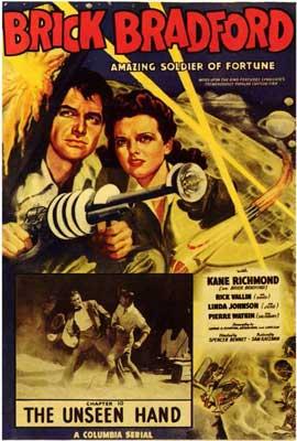 Brick Bradford - 27 x 40 Movie Poster - Style A