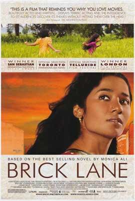 Brick Lane - 11 x 17 Movie Poster - Style A