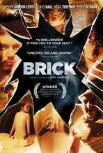 Brick - 27 x 40 Movie Poster - Style E