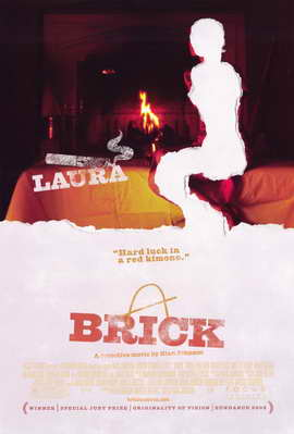 Brick - 11 x 17 Movie Poster - Style A