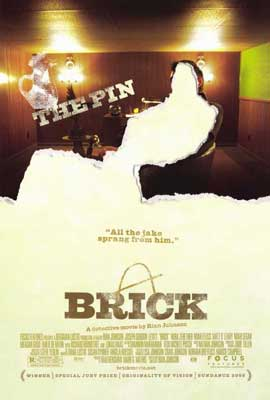 Brick - 11 x 17 Movie Poster - Style B