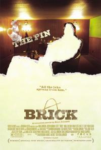 Brick - 27 x 40 Movie Poster - Style B