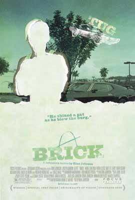 Brick - 11 x 17 Movie Poster - Style C