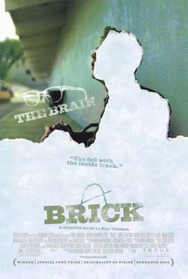 Brick - 11 x 17 Movie Poster - Style D