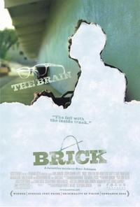 Brick - 27 x 40 Movie Poster - Style D