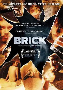Brick - 11 x 17 Movie Poster - Style E