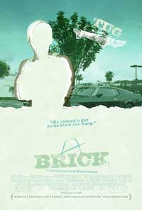 Brick - 43 x 62 Movie Poster - Bus Shelter Style A