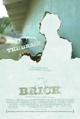 Brick - 43 x 62 Movie Poster - Bus Shelter Style B