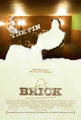 Brick - 43 x 62 Movie Poster - Bus Shelter Style C