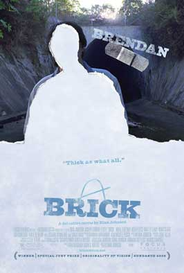 Brick - 43 x 62 Movie Poster - Bus Shelter Style D