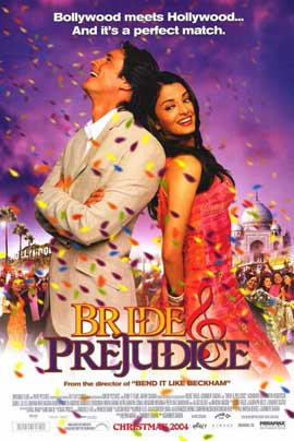 Bride and Prejudice - 11 x 17 Movie Poster - Style A