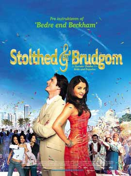Bride and Prejudice - 11 x 17 Movie Poster - Danish Style A