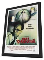 Bride of Re-Animator - 11 x 17 Movie Poster - Style A - in Deluxe Wood Frame