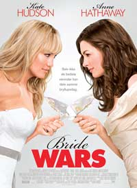 Bride Wars - 27 x 40 Movie Poster - Danish Style A