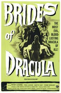 The Brides of Dracula - 11 x 17 Movie Poster - Style A