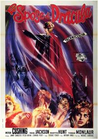 The Brides of Dracula - 11 x 17 Poster - Foreign - Style A