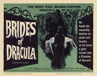 The Brides of Dracula - 11 x 14 Movie Poster - Style A