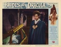 The Brides of Dracula - 11 x 14 Movie Poster - Style B