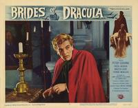 The Brides of Dracula - 11 x 14 Movie Poster - Style F