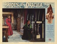 The Brides of Dracula - 11 x 14 Movie Poster - Style G
