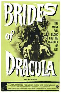 The Brides of Dracula - 43 x 62 Movie Poster - Bus Shelter Style A