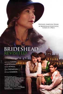 Brideshead Revisited - 11 x 17 Movie Poster - Style A
