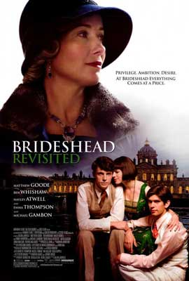Brideshead Revisited - 27 x 40 Movie Poster - Style A