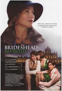 Brideshead Revisited - 43 x 62 Movie Poster - Bus Shelter Style A