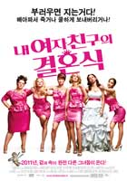 Bridesmaids - 11 x 17 Movie Poster - Korean Style A