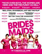 Bridesmaids - 11 x 17 Movie Poster - UK Style B
