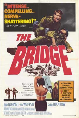 The Bridge - 11 x 17 Movie Poster - Style A