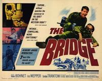 The Bridge - 22 x 28 Movie Poster - Half Sheet Style A