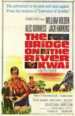 The Bridge on the River Kwai - 11 x 17 Movie Poster - Style C