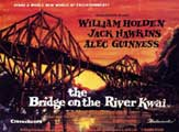 The Bridge on the River Kwai - 11 x 14 Movie Poster - Style C