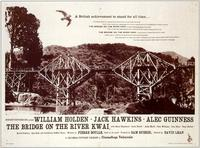 The Bridge on the River Kwai - 11 x 14 Poster - Foreign - Style A
