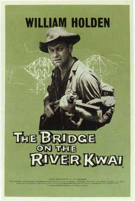 The Bridge on the River Kwai - 11 x 17 Poster - Foreign - Style A