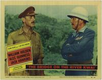 The Bridge on the River Kwai - 11 x 14 Movie Poster - Style A