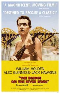 The Bridge on the River Kwai - 43 x 62 Movie Poster - Bus Shelter Style A