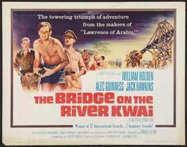 Bridge on the River Kwai - 11 x 14 Movie Poster - Style A