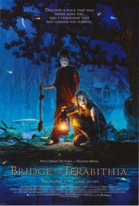 Bridge to Terabithia - 43 x 62 Movie Poster - Bus Shelter Style A
