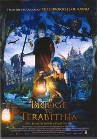 Bridge to Terabithia - 43 x 62 Movie Poster - Bus Shelter Style B