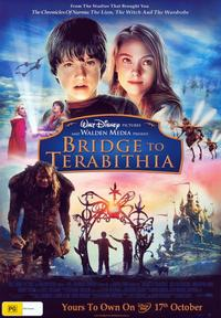 Bridge to Terabithia - 43 x 62 Movie Poster - Bus Shelter Style C