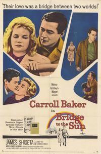 Bridge to the Sun - 27 x 40 Movie Poster - Style A