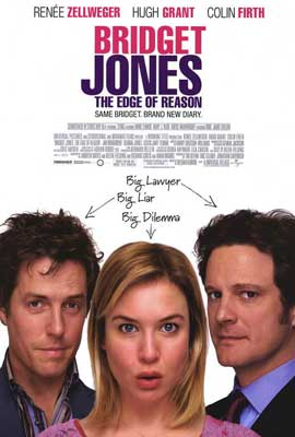 Bridget Jones: The Edge of Reason - 27 x 40 Movie Poster - Style A