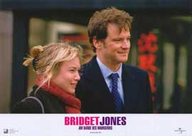Bridget Jones: The Edge of Reason - 11 x 14 Poster German Style B