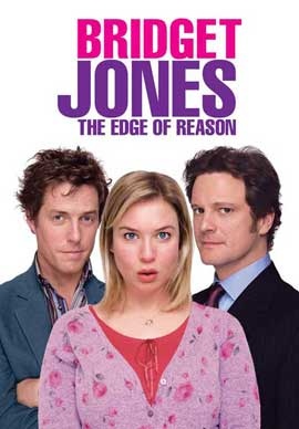 Bridget Jones: The Edge of Reason - 27 x 40 Movie Poster - Style B