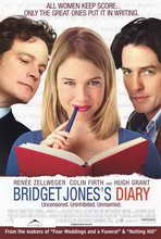Bridget Jones's Diary - 11 x 17 Movie Poster - Style B